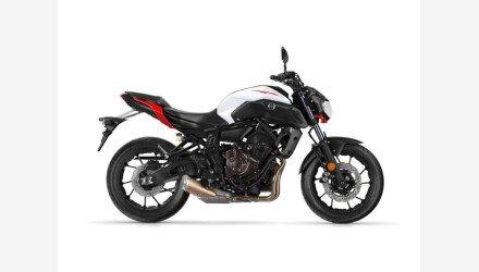 2018 Yamaha MT-07 for sale 201068945