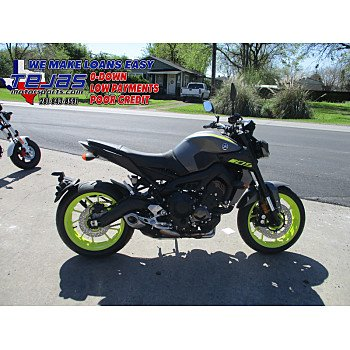 2018 Yamaha MT-09 for sale 200584521
