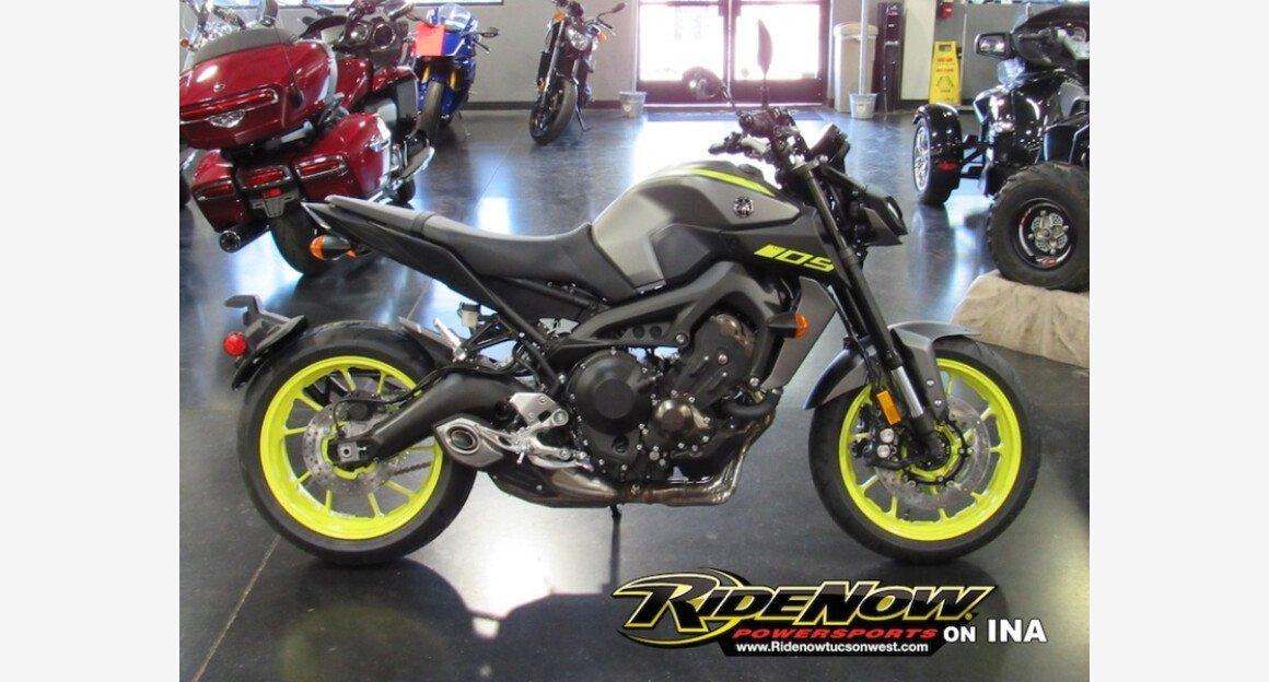 2018 Yamaha MT-09 for sale 200592355