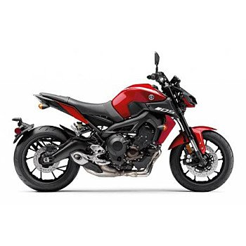 2018 Yamaha MT-09 for sale 200600037