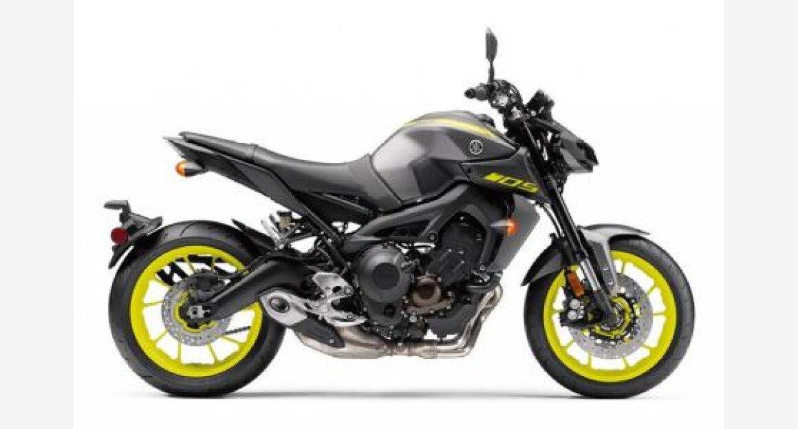 2018 Yamaha MT-09 for sale 200619327