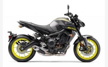 2018 Yamaha MT-09 for sale 200619349