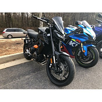 2018 Yamaha MT-09 for sale 200692598
