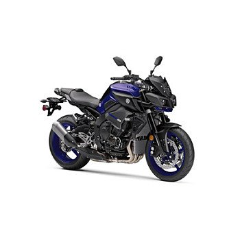2018 Yamaha MT-10 for sale 200536115