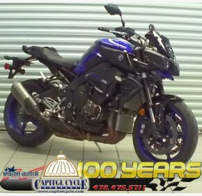 2018 Yamaha MT-10 Motorcycles for Sale - Motorcycles on