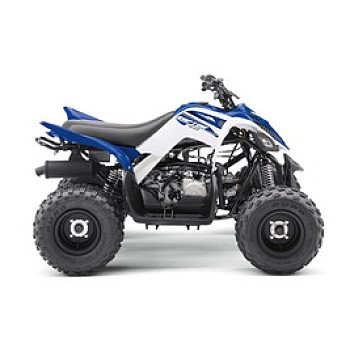 2018 Yamaha Raptor 90 for sale 200562139