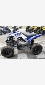 2018 Yamaha Raptor 90 for sale 200642879