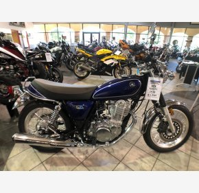 2018 Yamaha SR400 for sale 200587053