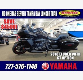 2018 Yamaha Star Eluder for sale 200612220
