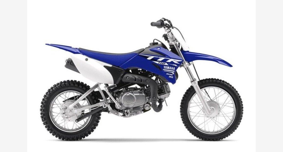 2018 Yamaha TT-R110E for sale 200499634