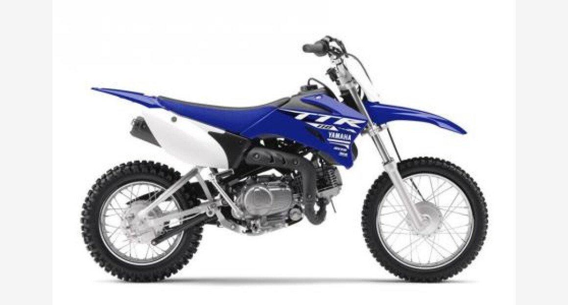 2018 Yamaha TT-R110E for sale 200619462