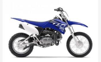 2018 Yamaha TT-R110E for sale 200619476