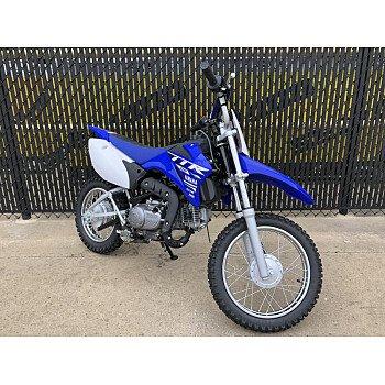 2018 Yamaha TT-R110E for sale 200620149