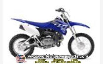 2018 Yamaha TT-R110E for sale 200637100