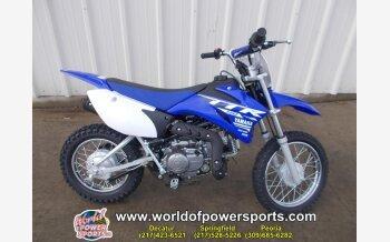 2018 Yamaha TT-R110E for sale 200637495