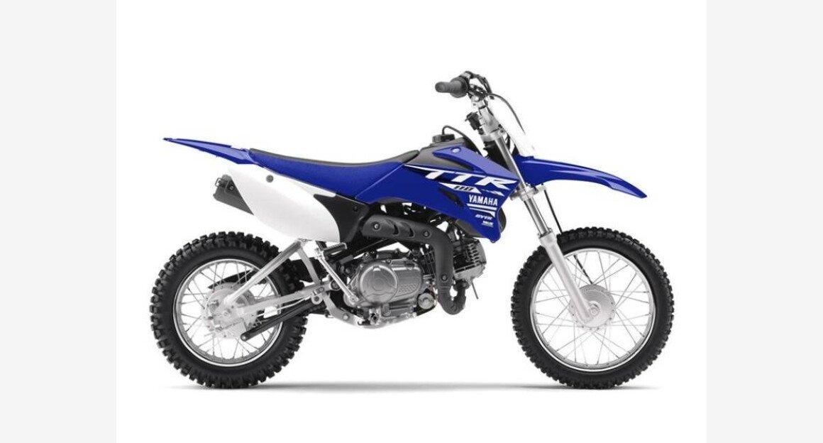 2018 Yamaha TT-R110E for sale 200647656