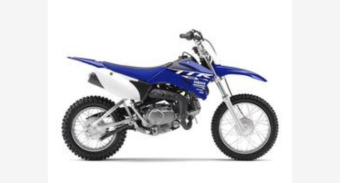 2018 Yamaha TT-R110E for sale 200647804
