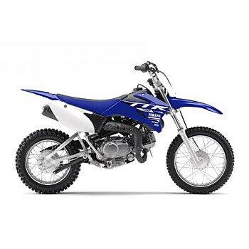 2018 Yamaha TT-R110E for sale 200663836