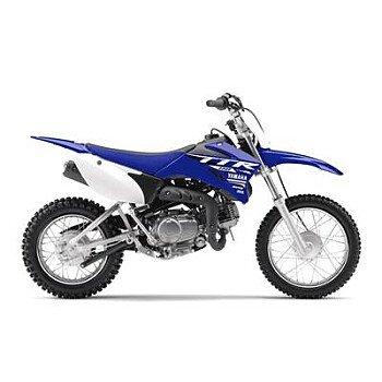 2018 Yamaha TT-R110E for sale 200678522