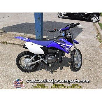 2018 Yamaha TT-R110E for sale 200749065