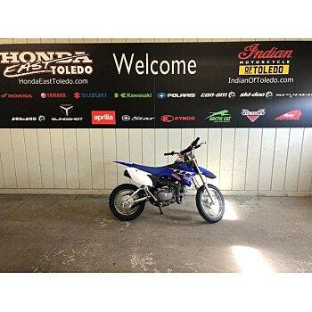 2018 Yamaha TT-R110E for sale 200821185