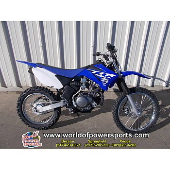 2018 Yamaha TT-R125LE for sale 200636935