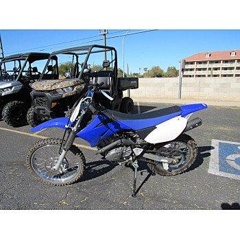 2018 Yamaha TT-R125LE for sale 200852322