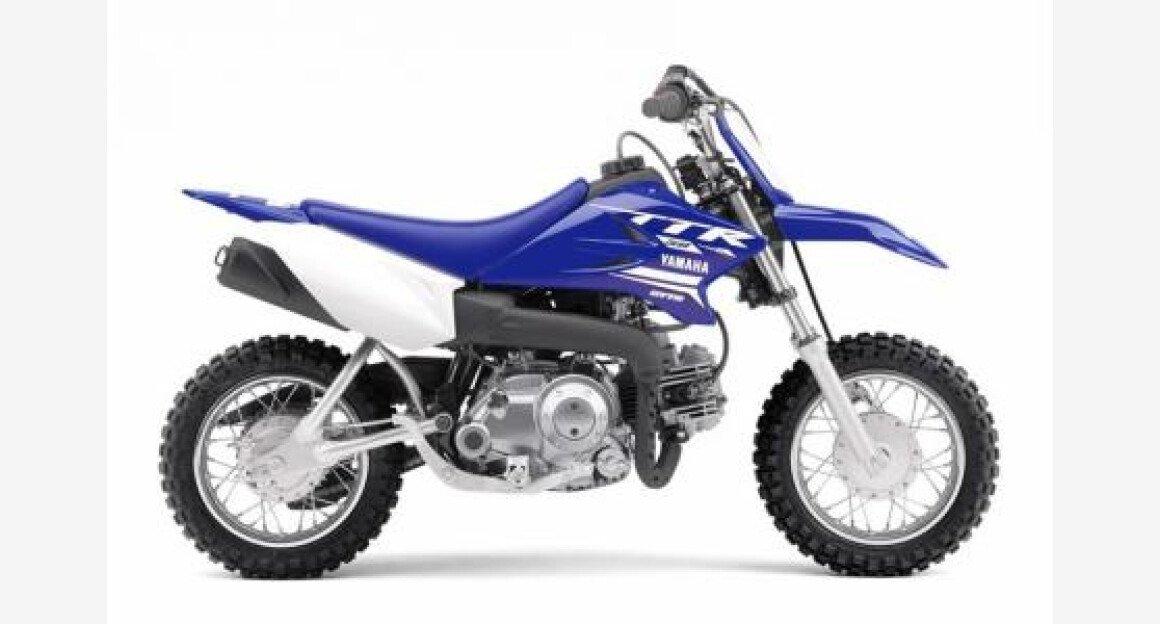 2018 Yamaha TT-R50E for sale 200611668