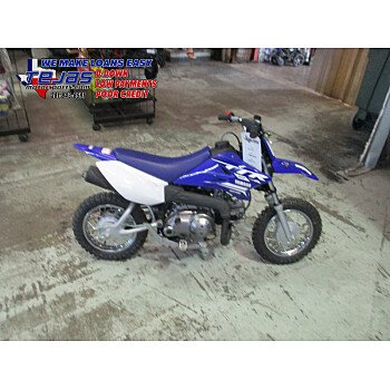 2018 Yamaha TT-R50E for sale 200612856