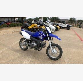 2018 Yamaha TT-R50E for sale 200705711