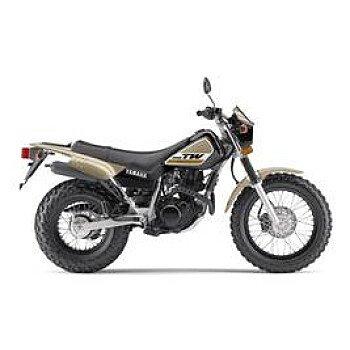 2018 Yamaha TW200 for sale 200725973