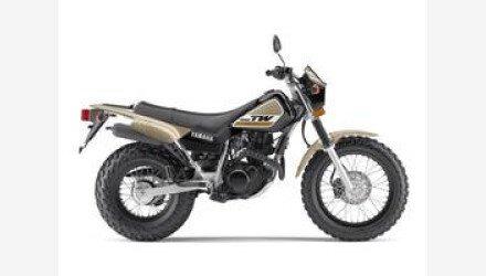 2018 Yamaha TW200 for sale 200642133
