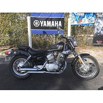 2018 Yamaha V Star 250 for sale 200676663
