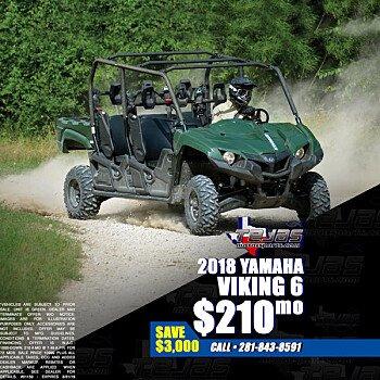 2018 Yamaha Viking for sale 200584429