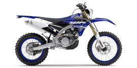 2018 Yamaha WR200 450F specifications