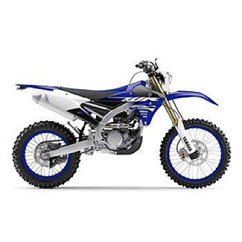 2018 Yamaha WR250F for sale 200562105