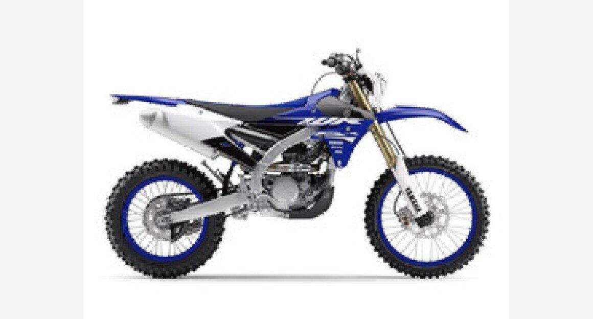 2018 Yamaha WR250F for sale 200562108