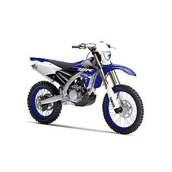 2018 Yamaha WR250F for sale 200654920