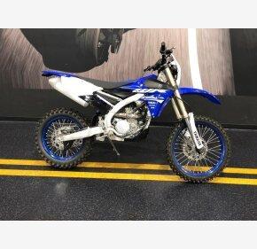 2018 Yamaha WR250F for sale 200544386