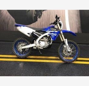 2018 Yamaha WR250F for sale 200544393
