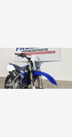 2018 Yamaha WR250F for sale 200800425