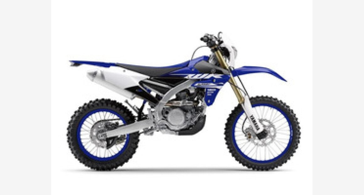2018 Yamaha WR450F for sale 200489735