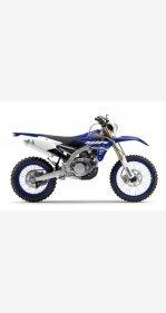 2018 Yamaha WR450F for sale 200490527