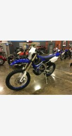 2018 Yamaha WR450F for sale 200513051