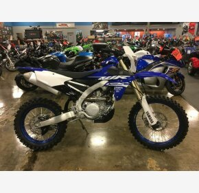 2018 Yamaha WR450F for sale 200513090