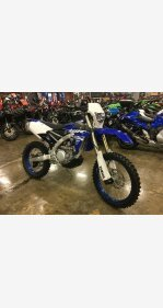 2018 Yamaha WR450F for sale 200547341