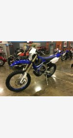 2018 Yamaha WR450F for sale 200547343