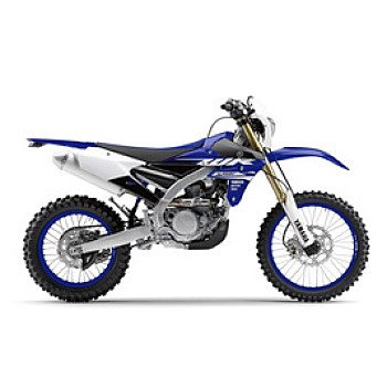 2018 Yamaha WR450F for sale 200562103