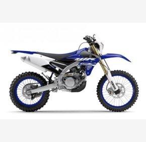 2018 Yamaha WR450F for sale 200607652