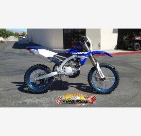 2018 Yamaha WR450F for sale 200666679